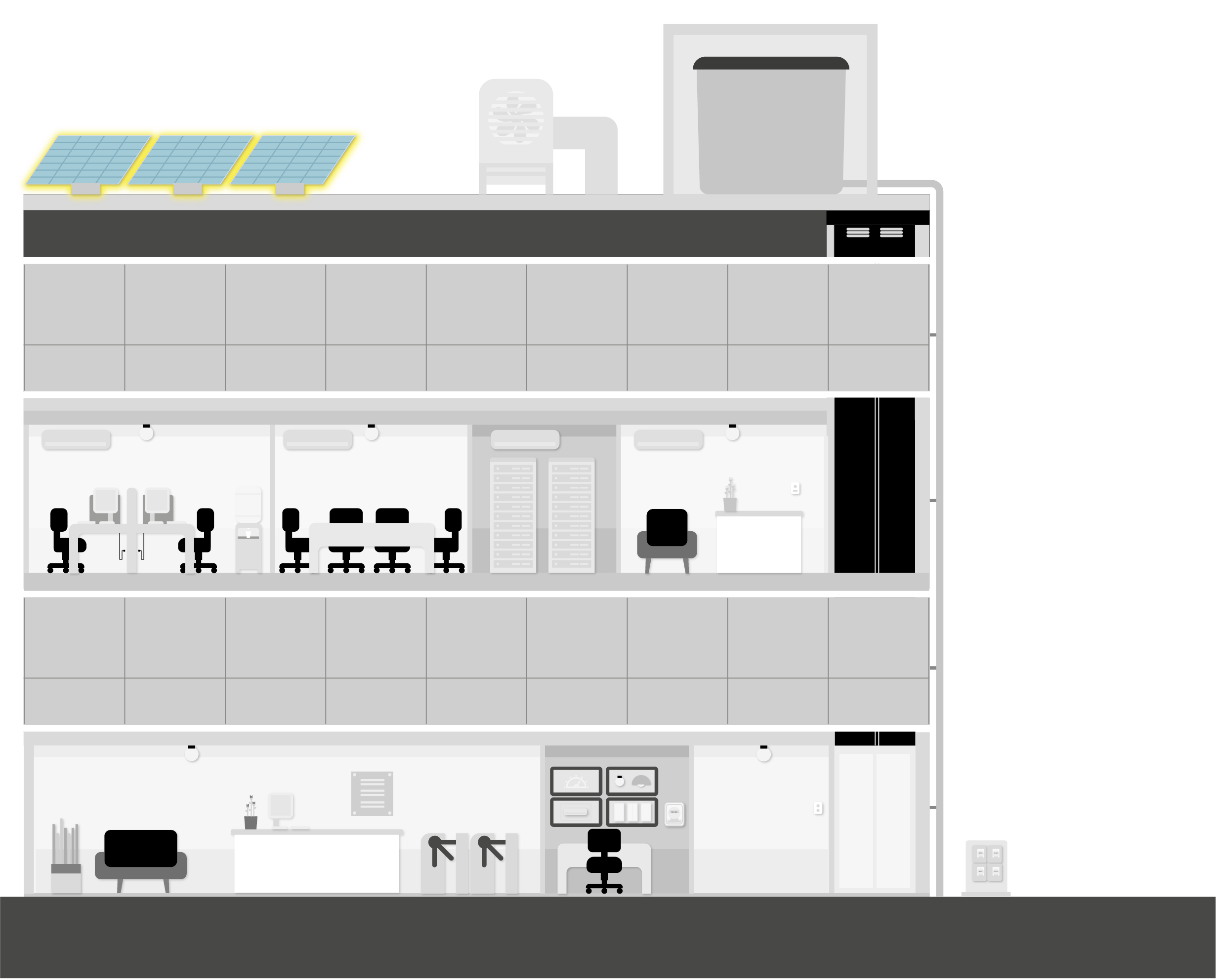 aspecto construtivo residencial